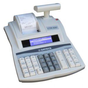 Ταμειακή Μηχανή Ctr 100 By Citizen